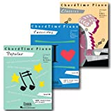 Chordtime Piano Pack - Level 2B - Three Book Set - Includes Classics, Favorites and Popular - Piano Adventures Supplementary Series