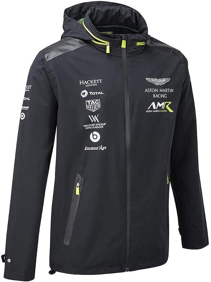 Aston Martin Racing Team Lightweight Jacket 2018 Blue Size Xxl Amazon De Bekleidung