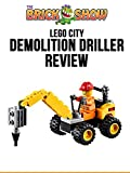 Review: Lego City Demolition Driller Review