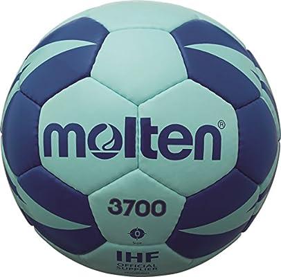 MOLTEN Handball H0X3700-CB - Pelota de Balonmano, Color Azul ...