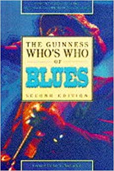 Book The Guinness Who's Who of Blues