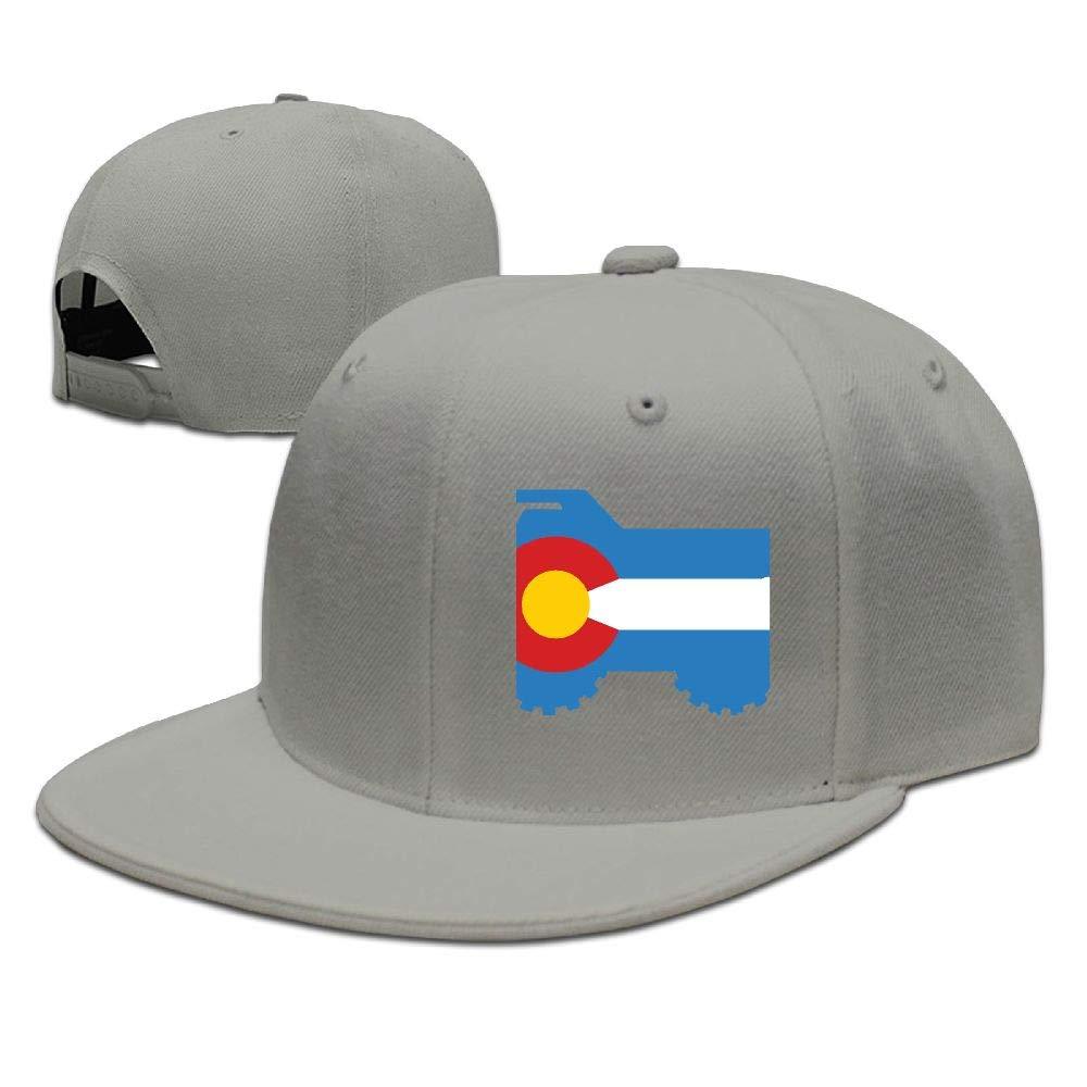 wuhgjkuo Colorado Dump Truck by TheMaestro Dad Hat Trucker Hat Adjustable Baseball Cap