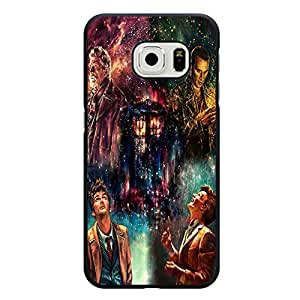 Samsung Galaxy S6 Edge Phone Case Doctor Who Dreaming Film Poster Nice Protective Cover