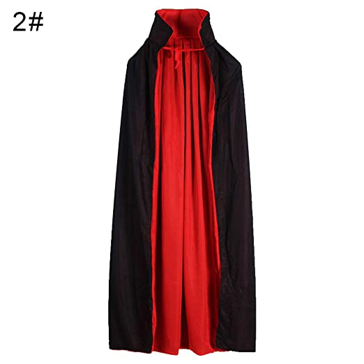 pengyu- Disfraz de Bruja con Capucha, Disfraz de Vampiro de Bruja ...