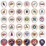 Major League Baseball Mini Baseballs Set of 30 Teams with 6 additional Special Edition Balls