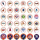Major League Baseball Mini Baseballs Set of 30 Teams with 6 additional Special Edition Balls