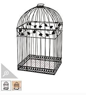 Amazoncom Fun Express White Birdcage Wedding Gift Card Holder