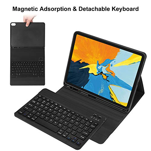 Detachable Magnetically Wireless Keyboard Samsers iPad Pro 11 ...
