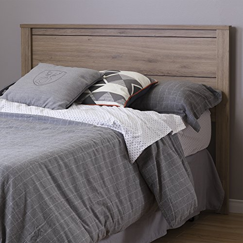 South Shore Fynn Headboard Full 54-Inch, Rustic Oak For Sale