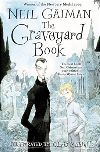 Image result for the graveyard book