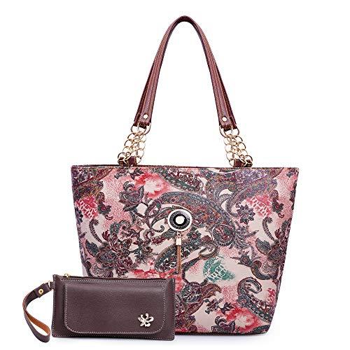 Shining Star Women's/Girls multi colour handbag