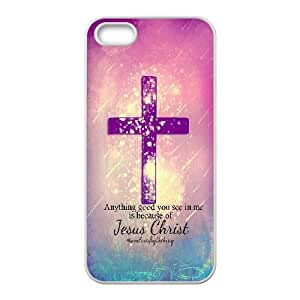 Unique Phone Case Pattern 14Jesus Christ Love Us- For Apple Iphone 5 5S Cases