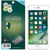 Pelicula de Vidro Temperado 9h para Apple iPhone 7 Plus/8 Plus, HPrime, Película Protetora de Tela para Celular…