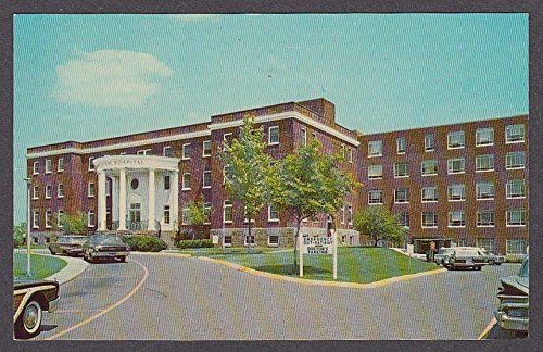 The Mount Sinai Hospital 500 Blue Hills Avenue Hartford CT postcard