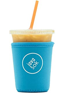 Amazon.com: JAVA SOK Reutilizable Soda Cup Sleeve - Funda ...