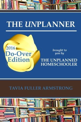 The Unplanner: 2016 Do-Over Edition