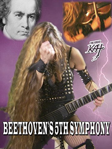 The Great Kat - Beethoven's 5th Symphony