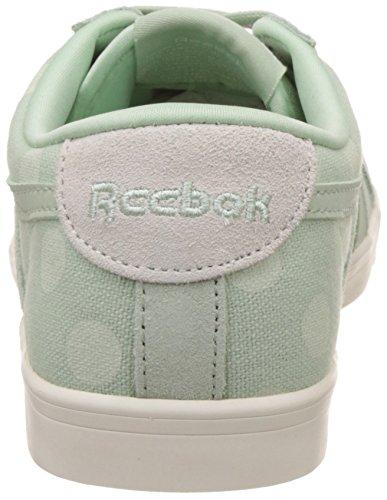 Mist sage Zapatillas Reefunk Ii Core Reebok white Lo Blanco dots De Mujer Deporte opal Verde Para chalk RqOSS7wx