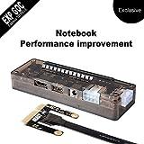 XCSOURCE EXP GDC Laptop External Independent Video Card PCI-E Graphics Card for Beast Dock Expresscard AC773