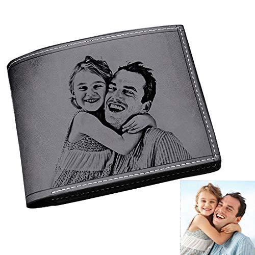 Cadeau Carte Single Pour De Visite Bourse Saint Noir Photo Valentin Crédit En Homme Personnalisé Cuir Portefeuille xqnZzwXfFB