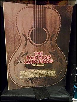 Book The Folk Music SourceBook