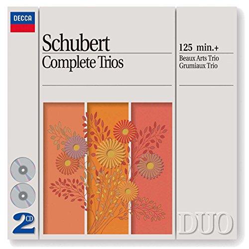 Grumiaux Trio - Schubert: Complete Trios