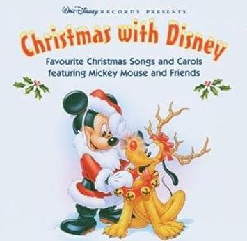 Disney Weihnachtslieder.Christmas With Disney