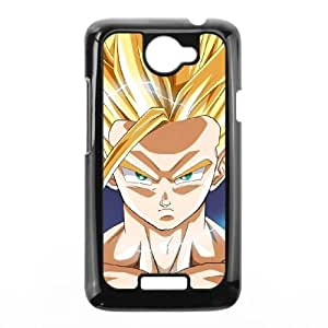 HTC One X Cell Phone Case Black Dragon Ball Z FAR Protective Durable Case
