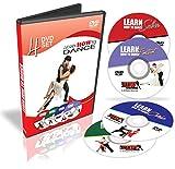 Learn How to Dance - Salsa, Tango, Foxtrot & Cha Cha - 4 DVD Set