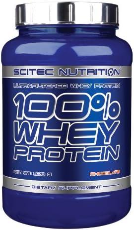 Scitec Nutrition - 100% whey protein, 2350g sabor naranja nata