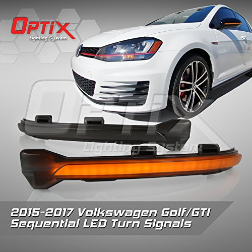 Golf Mk7 Led Lights - 7