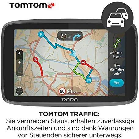 Tomtom Lkw Navigationsgerät Go Professional 6250 Elektronik