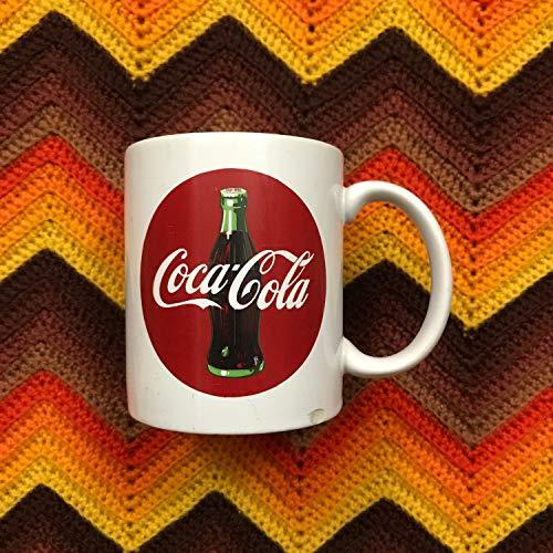 Vintage Coca Cola Coffee Mug 90s Coke Coffee Cup- Coffee Mug, Tea Mug, Cute Mug - Gift, cute gift, Souvenir, 11oz, 15oz