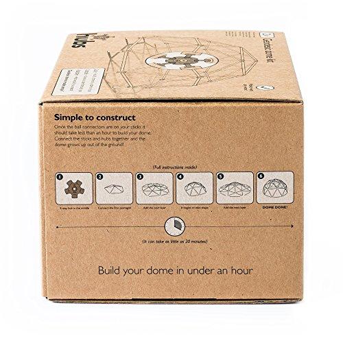 Hubs Geodesic Dome Kit