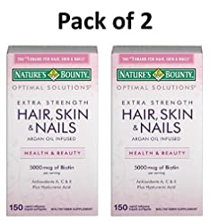 Nature's Bounty Extra Strength Hair Skin...