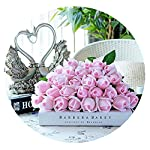 ALWAYS-ME-Rose-Artificial-Flowers-Real-Touch-Rose-Flowers-Home-Decorations-Fwedding-Party-BirthdayA-Pink-A