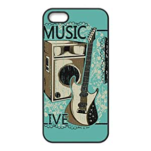 Music Show Time Hot Seller High Quality Case Cove For Iphone 5S