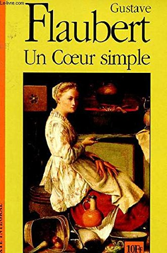 Un coeur simple - Book & CD