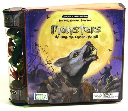 Groovy Tube: Monsters: The Hunt and The Capture (Groovy Tube Books) ebook