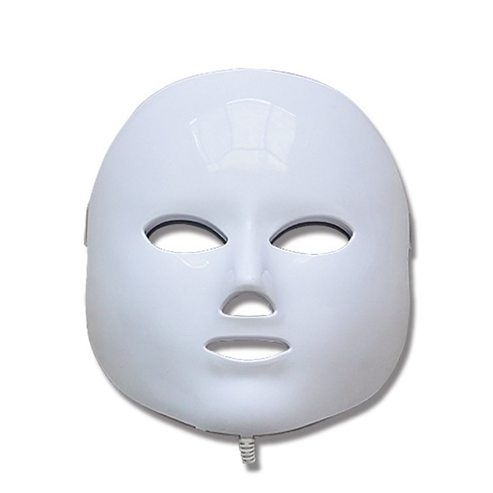 Newkey Advanced 7 Color LED Light Photon Therapy System Facial Skin Care & Beauty Mask by NEWKEY (Image #4)