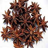 XKSIKjian's Garden, 20Pcs Organic Star Anise Seed Medicinal Aromatics Cooking Spice Ornamental Plant Home Decor Non-GMO Open Pollinated Seeds for Planting - Star Anise Seeds
