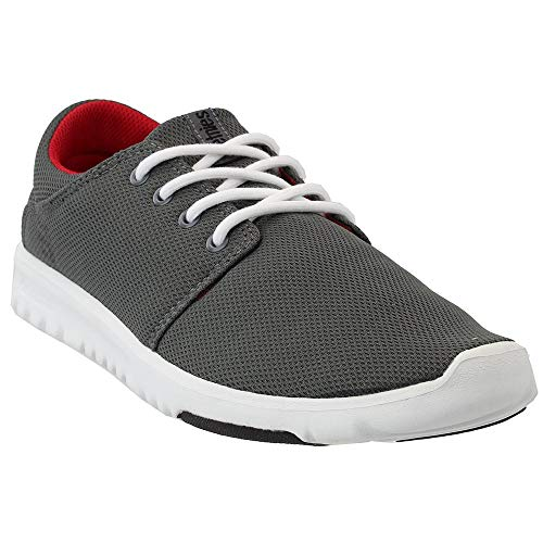- Etnies Men's Pioneer Skate Shoe, Grey, 11.5 Medium US