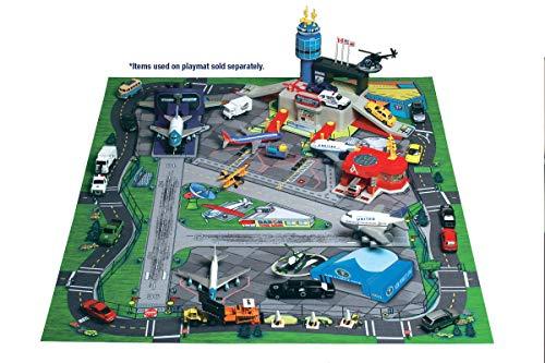 - Large International Airport Play Mat Item #HR2039