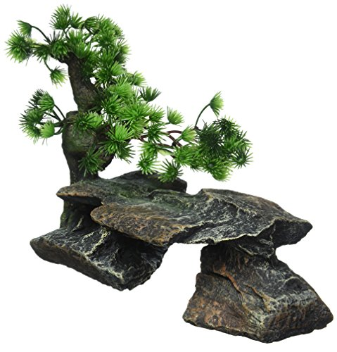 Pen Plax Bonsai Rocks Style Aquarium product image