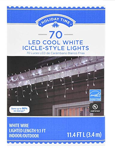 Led Micro Icicle Style Lights in US - 1