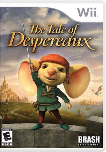 The Tale of Despereaux - Nintendo Wii by Atari ()