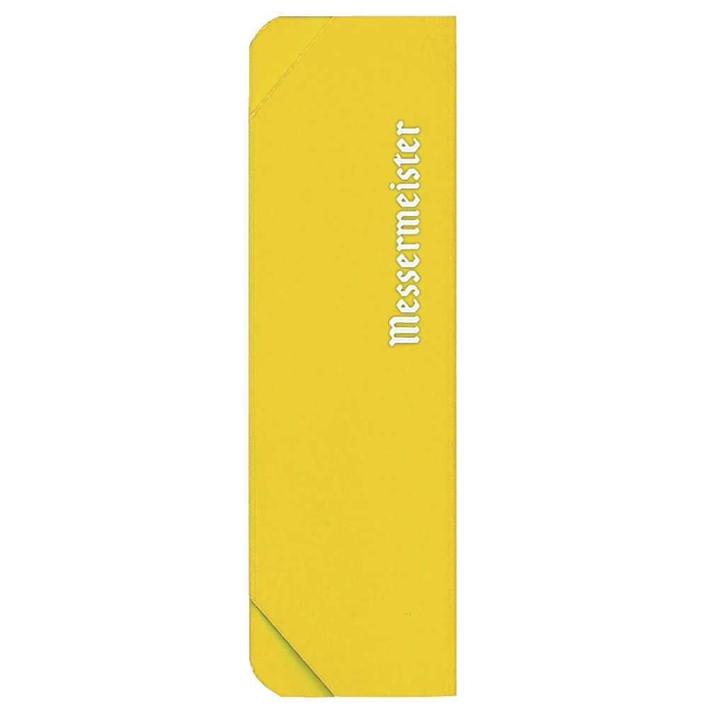Messermeister Chef's Edge-Guard, 6-Inch, Yellow