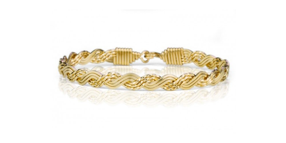 The Love Knot Bracelet - Ronaldo Designer Jewelry (8)