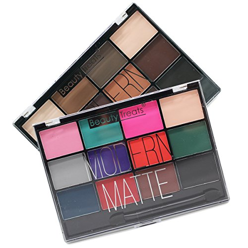 Beauty Treats Eye Shadow MODERN MATTE 2 pc Palette