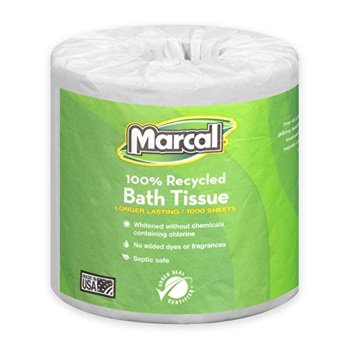 Marcal Toilet Paper 04415 - green wrapper